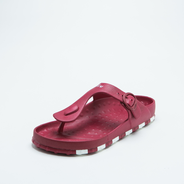 ccilu-HORIZON PUZZLE SANDAL WOMENS【RED】