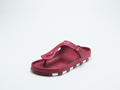 ccilu-HORIZON PUZZLE SANDAL MENS【RED】